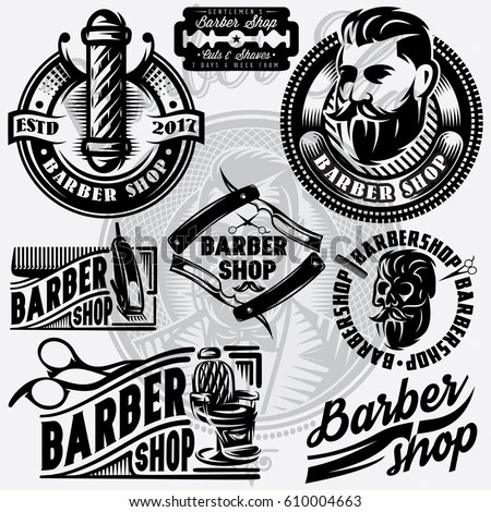 Old Barbershop Stock Images, Royalty-Free Images & Vectors ...