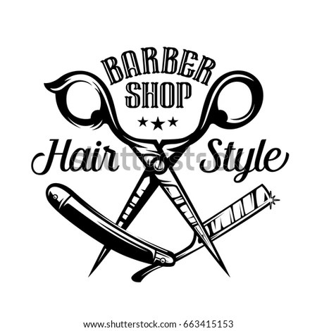 Barbershop Logo Stock Images, Royalty-Free Images ...
