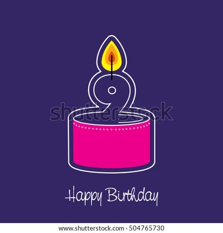 Ninth Birthday Stock Images Royalty Free Images Amp Vectors