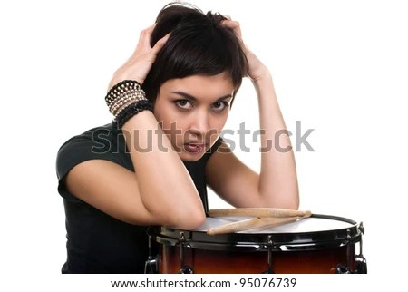 Stock Images similar to ID 87205378 - an african drummer ...