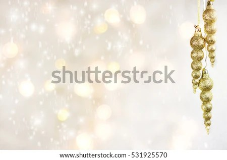 Christmas New Year Border Design Stock Photo  Royalty Free     Christmas and New Year border Design