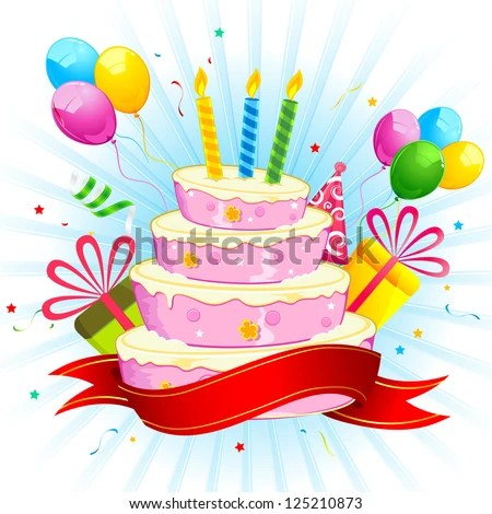 Birthday Cake Stock Images Royalty Free Images Amp Vectors