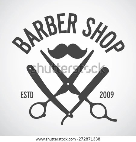 Stock Images similar to ID 258937481 - vintage barber shop ...