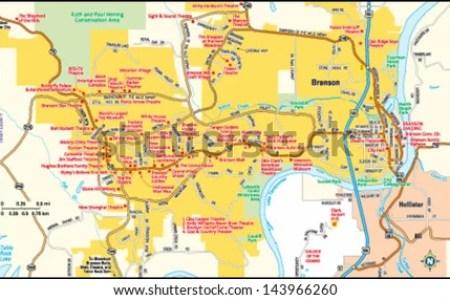 Map Branson Missouri Area Free Wallpaper For MAPS Full Maps - Printable map of branson mo