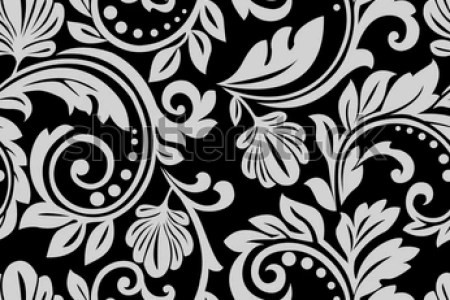 Free Floral Vector Pattern Seamless Vintage Patterns Fully Editable Eps File