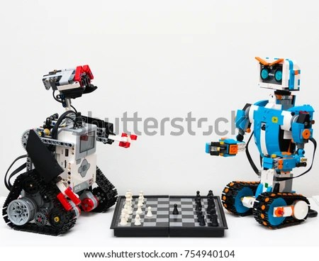 November 2017 Minsk Belarus STEM Education Stock Photo  Edit Now     November  2017  Minsk  Belarus  STEM education  Lego Boost Robot Vernie VS