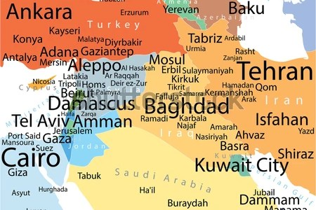 map of the middle east cities » Free Interior Design | Mir Detok