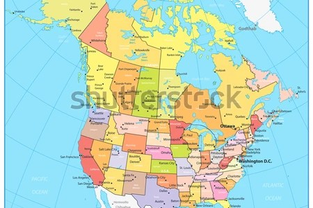 usa canada map » Full HD MAPS Locations - Another World | ..:: Pices ...