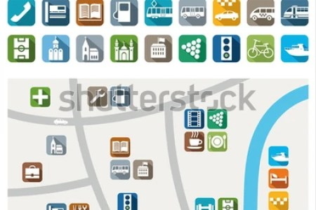Map Symbols For Cities Path Decorations Pictures Full Path