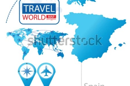 World map europe spain world hd images wallpaper for downloads spain on map complete spain on world map world map showing spain spain on map best of highlighted spain map europe national stock illustration spain publicscrutiny Gallery
