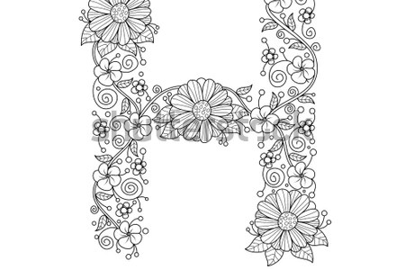 We Hand Picked All Letter H Coloring Pictures Photos To Ensure That They Are High Quality And Free Discover Now Our Large Variety Of Topics Best