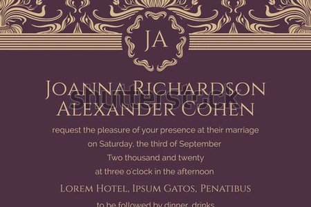 Classic wedding invitation background full hd maps locations invitation poster background continental wedding classic wedding themes old hollywood everyone adores the glamour and grace inherent in old hollywood stopboris Images