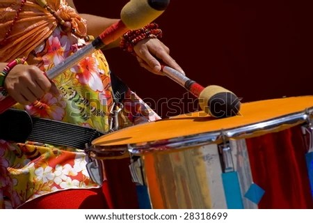 African conga drum Stock Photos, Images, & Pictures ...