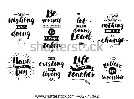 Calligraphy Letters Stock Images Royalty Free Images