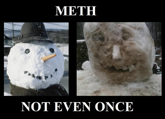 About Funny Meth Quotes