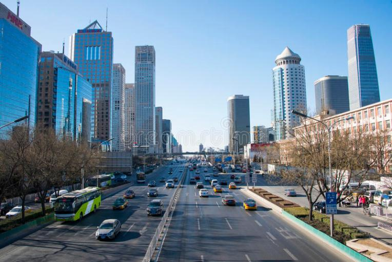 Asian Chinese  Beijing  City Traffic And Construction Editorial     Download Asian Chinese  Beijing  City Traffic And Construction Editorial  Image   Image of world