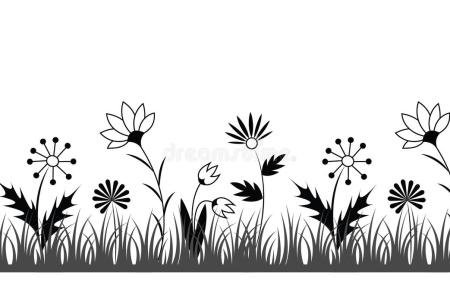 Flower border black and white clipart new artist 2018 new artist vector design flowers border black white stock photo photo vector vector design flowers with border in black and white flower border clipart black and white mightylinksfo