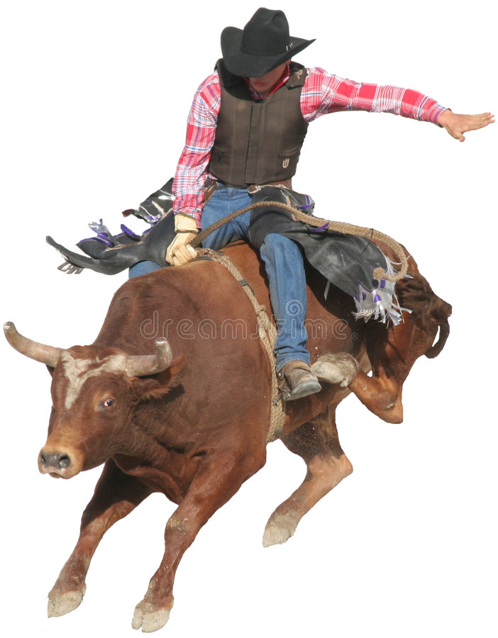 Bull Rider Stock Image Image Of Competition Extreme