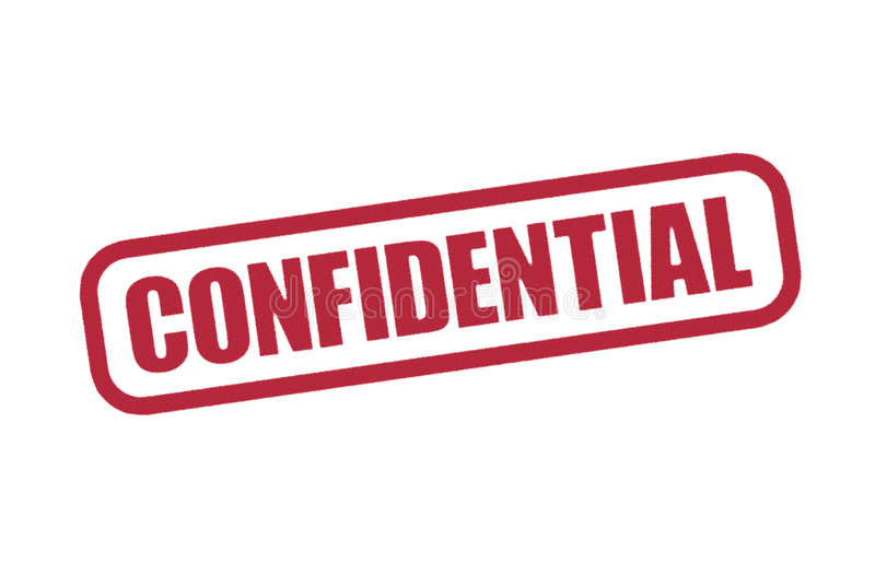 Confidential stamp graphic stock illustration ...