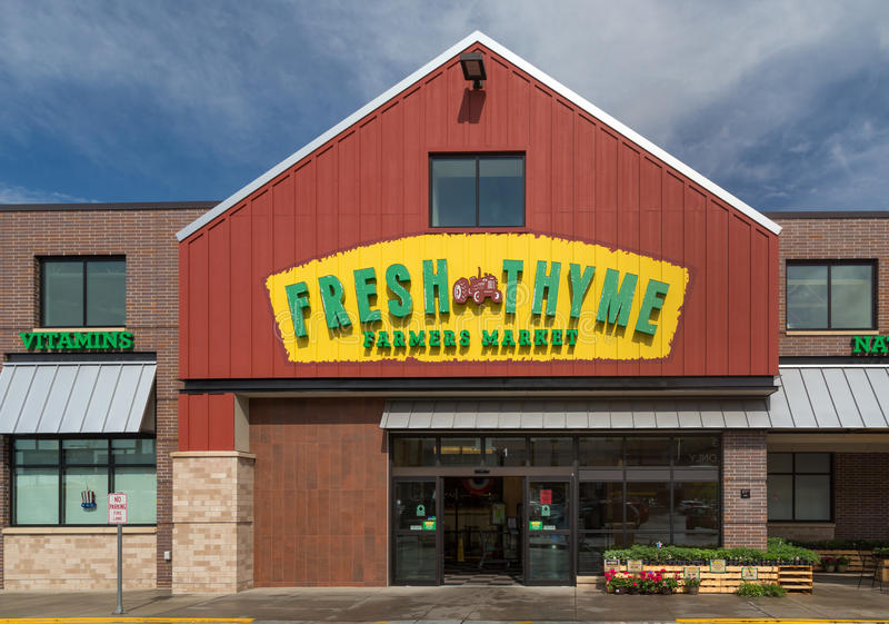 Thyme Grocery Store Mn