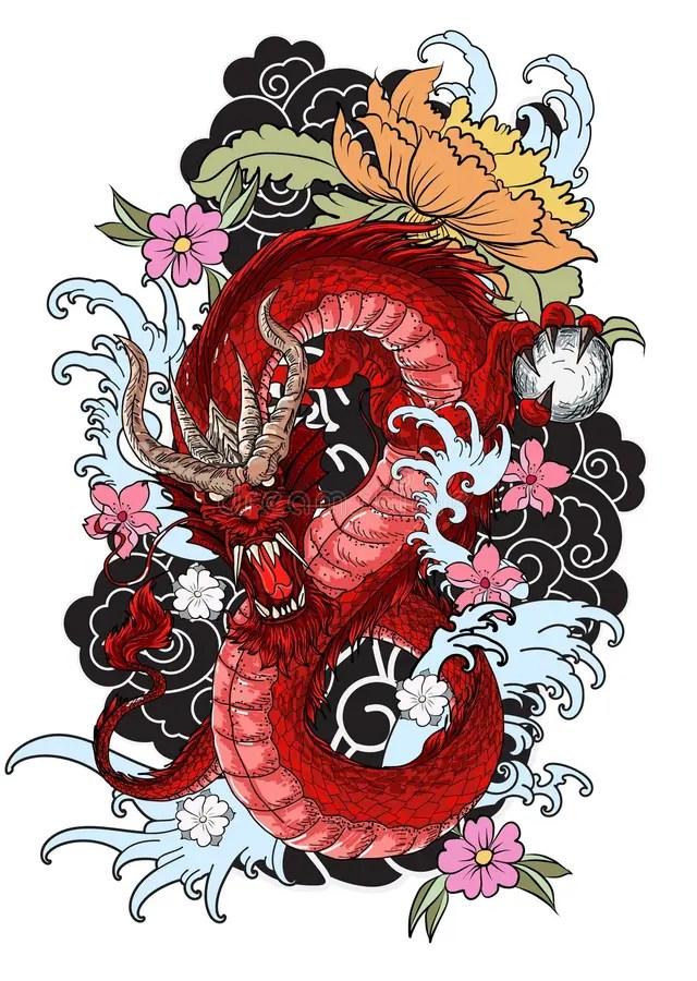 Yakuza Dragon Tattoo