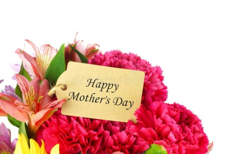 Happy Mother s Day Tag In Flower Bouquet Stock Photo   Image of     Download Happy Mother s Day Tag In Flower Bouquet Stock Photo   Image of  holiday  beautiful