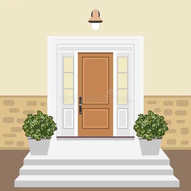 Door Steps Vector Stock Illustrations – 840 Door Steps Vector | Home Front Steps Design | House | Main Door Step | Unusual | Front House Terrace | Rounded