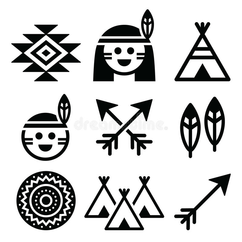 Apache Native Tattoos Designs
