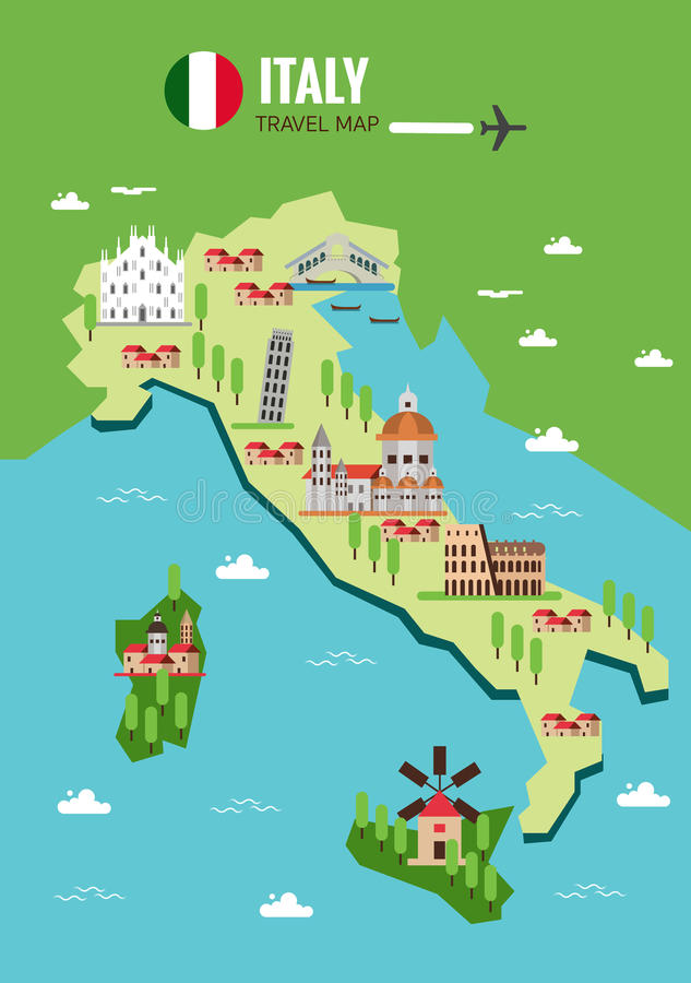Forli Italy Map.Tourist Map Forli Italy