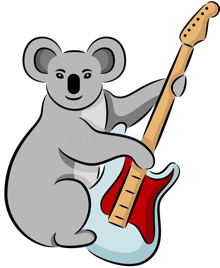 Koala bear stock vector. Image of mammals, smiling ...