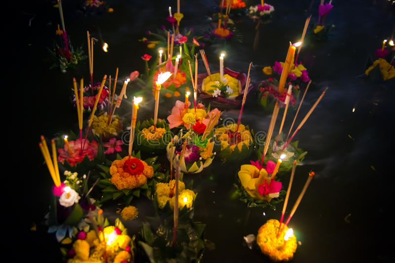 Candle Boats Holiday Czechoslovakia Traditions
