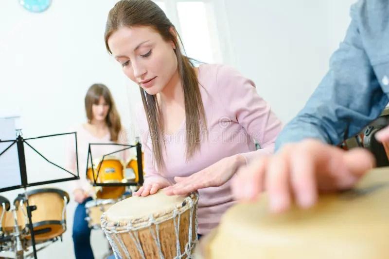 Playing Bongos stock photo. Image of hand, bongos, reggae ...