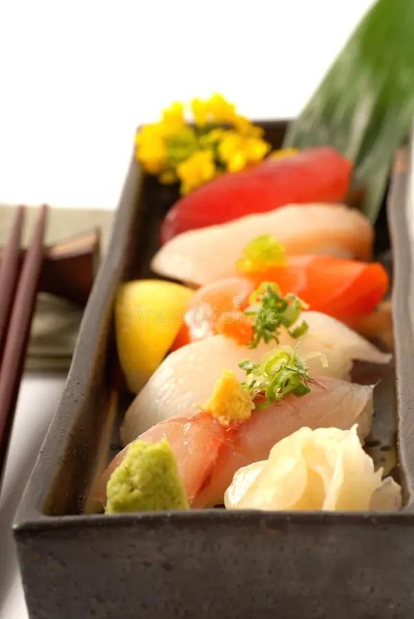 Fresh Market Sushi Platter
