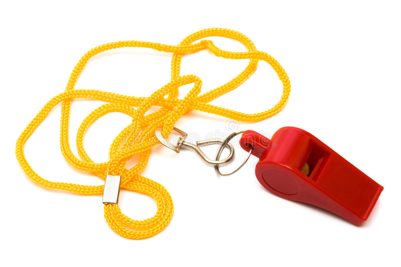 Personal Security Whistle
