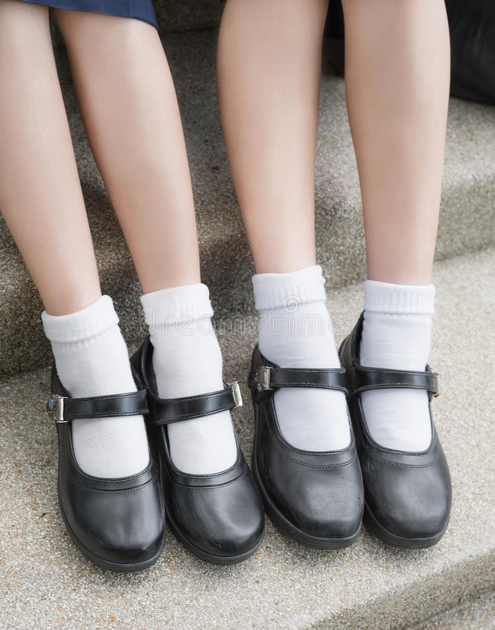 Girl Mary School Janes Uniform