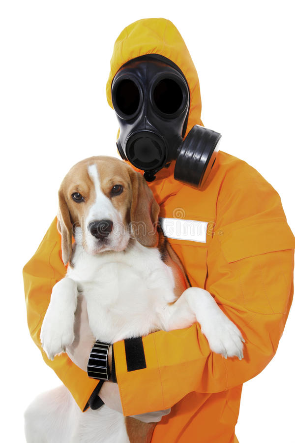 Person Wearing Mask Hazard