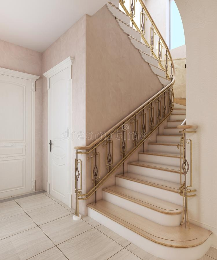 Staircase House Stock Illustrations – 5 168 Staircase House Stock | House Steps Design Inside | Gallery | Front | In House Construction | Stair Decoration | Grill