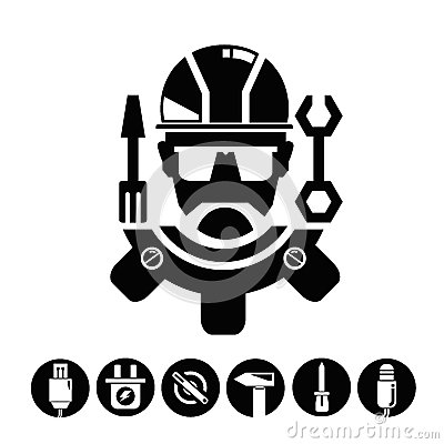 Mechanical Engineering Stock Illustration Image Of Icons
