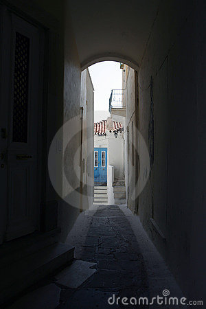 Narrow Gate Royalty Free Stock Images Image 322379