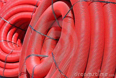 Red Tube Coil Stock Photos Image 16025203