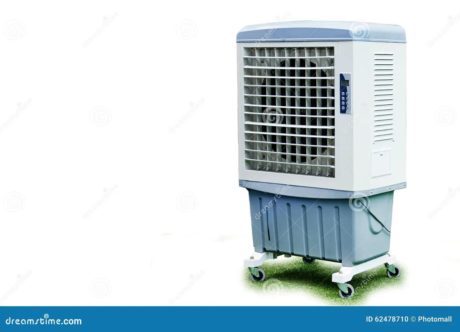 Central Cooling Unit