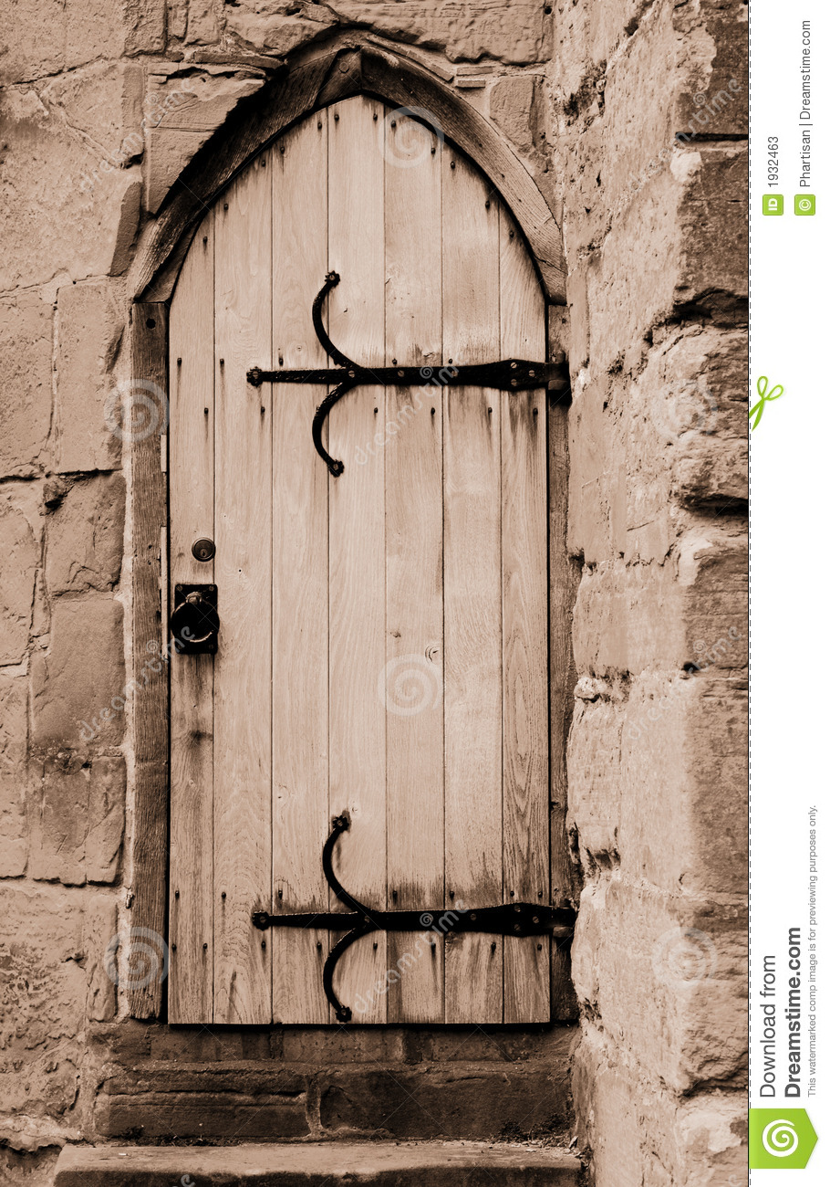 Ancient Door Stock Image Image Of Pattern Entrance