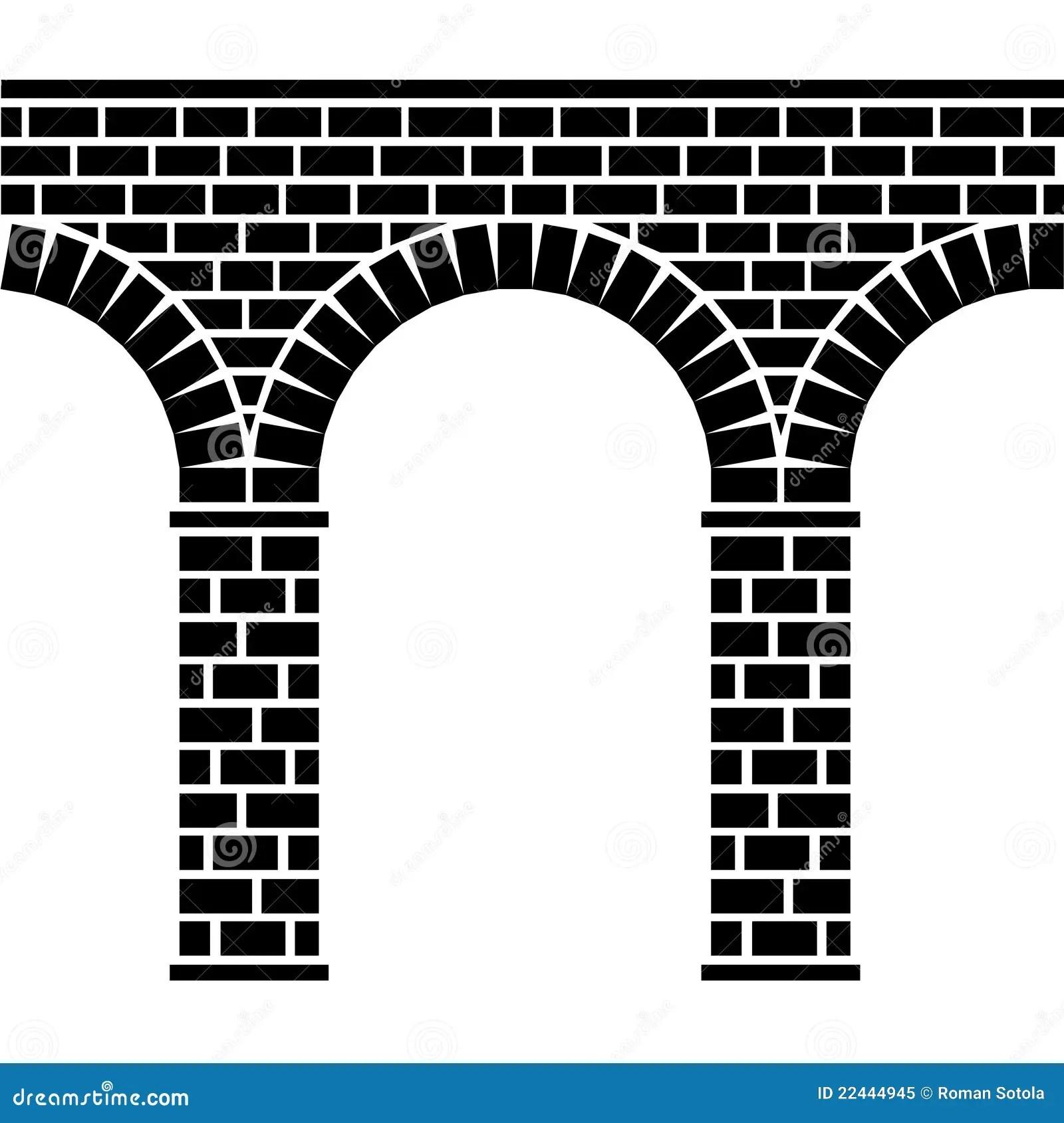 Roman Aqueduct Construction