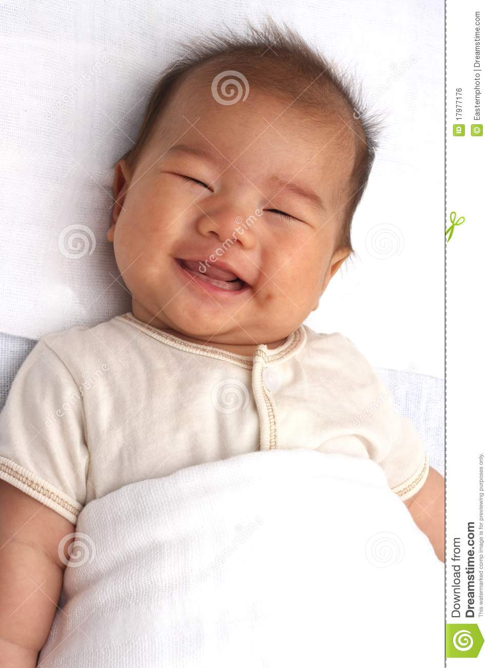 How Old When Babies Laugh