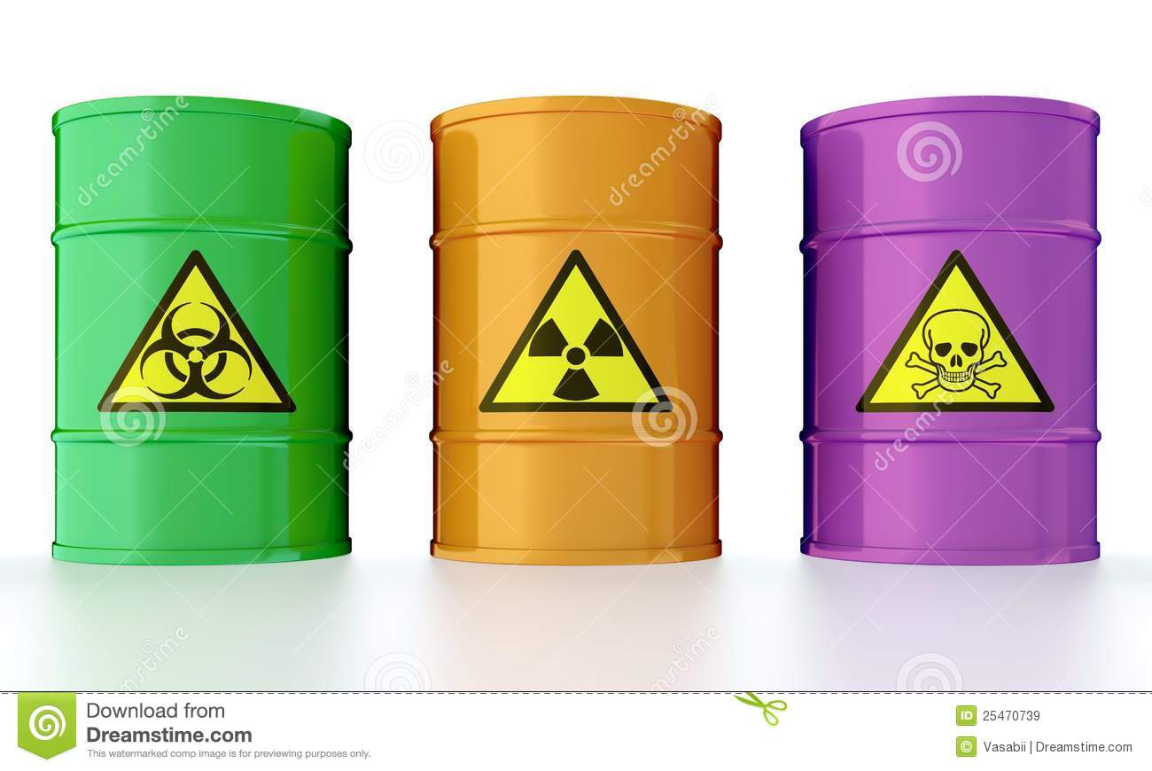 Radioactive Material Container