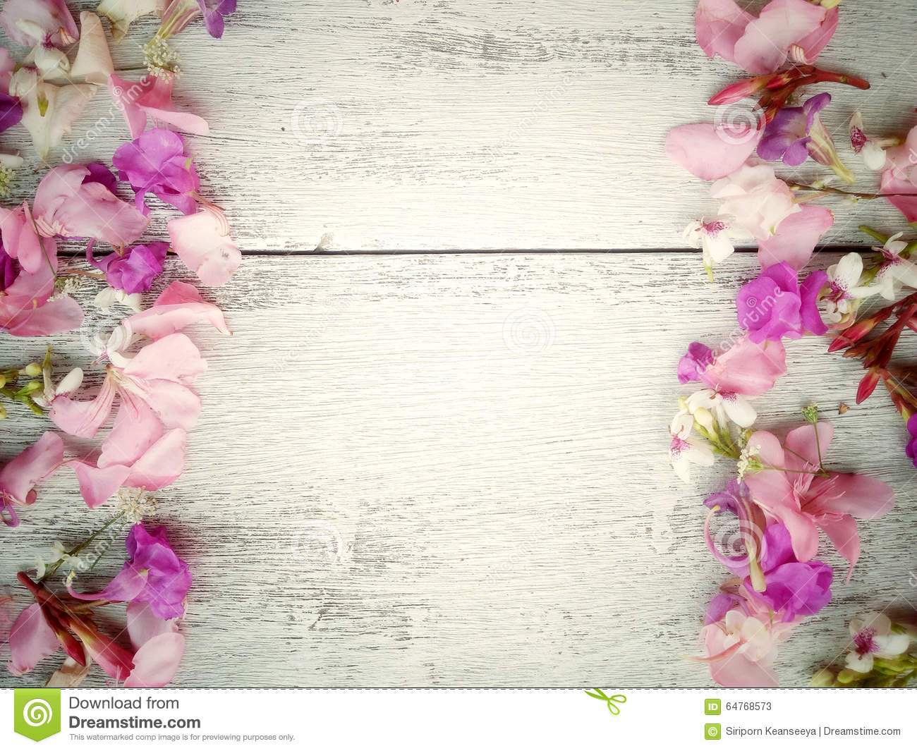Desktop Wallpaper Floral Border