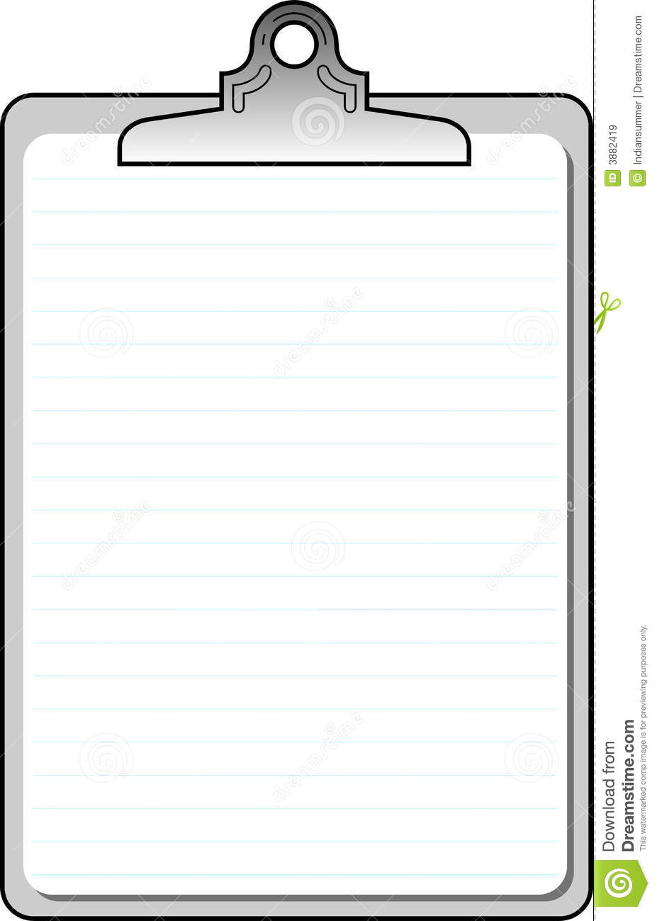 Blank Page Print And Write