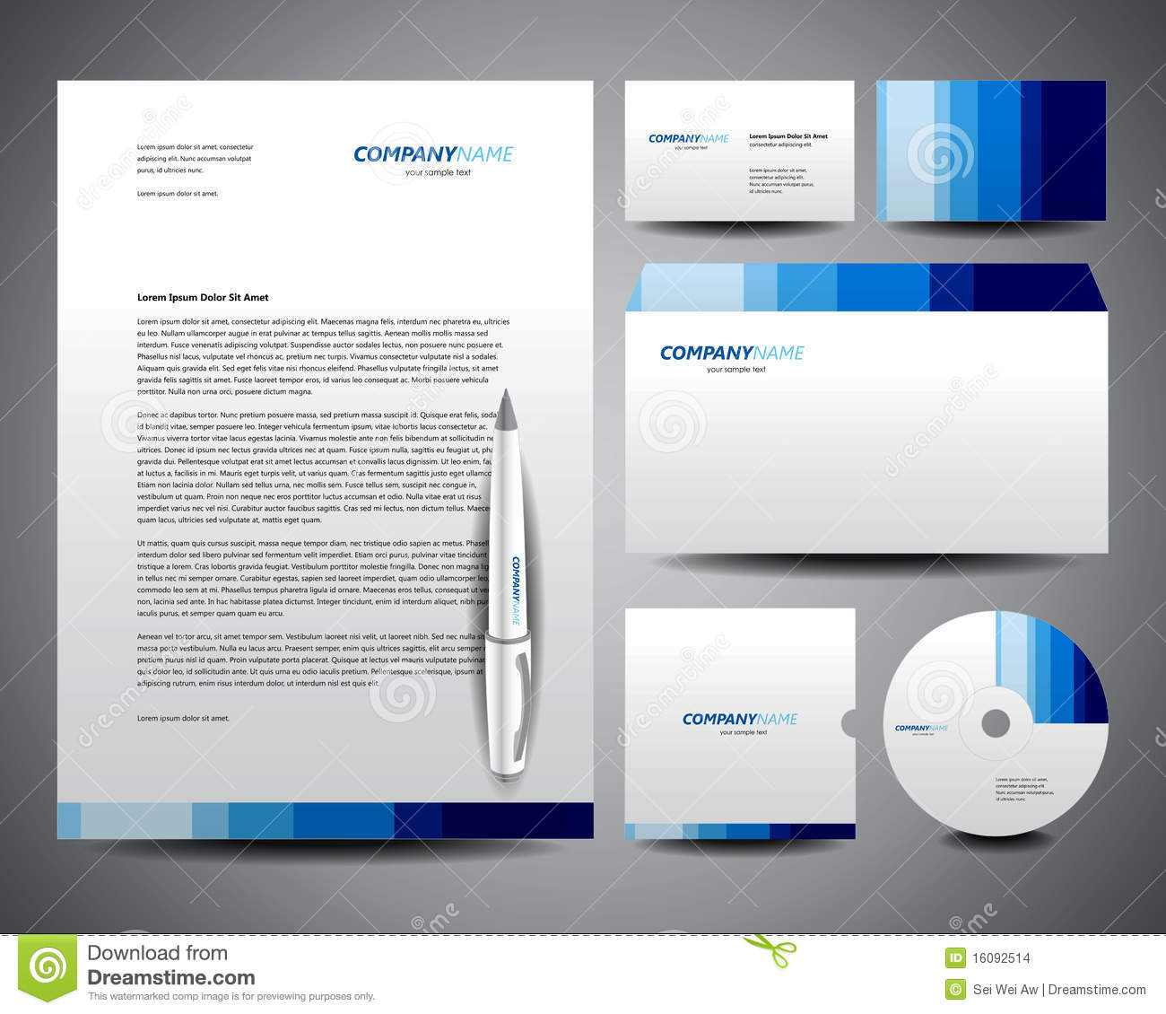 business stationery templates   Fast lunchrock co business stationery templates