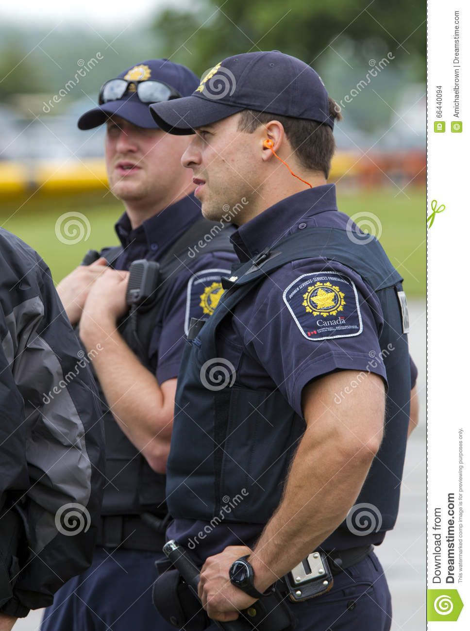 Personnel Security Services