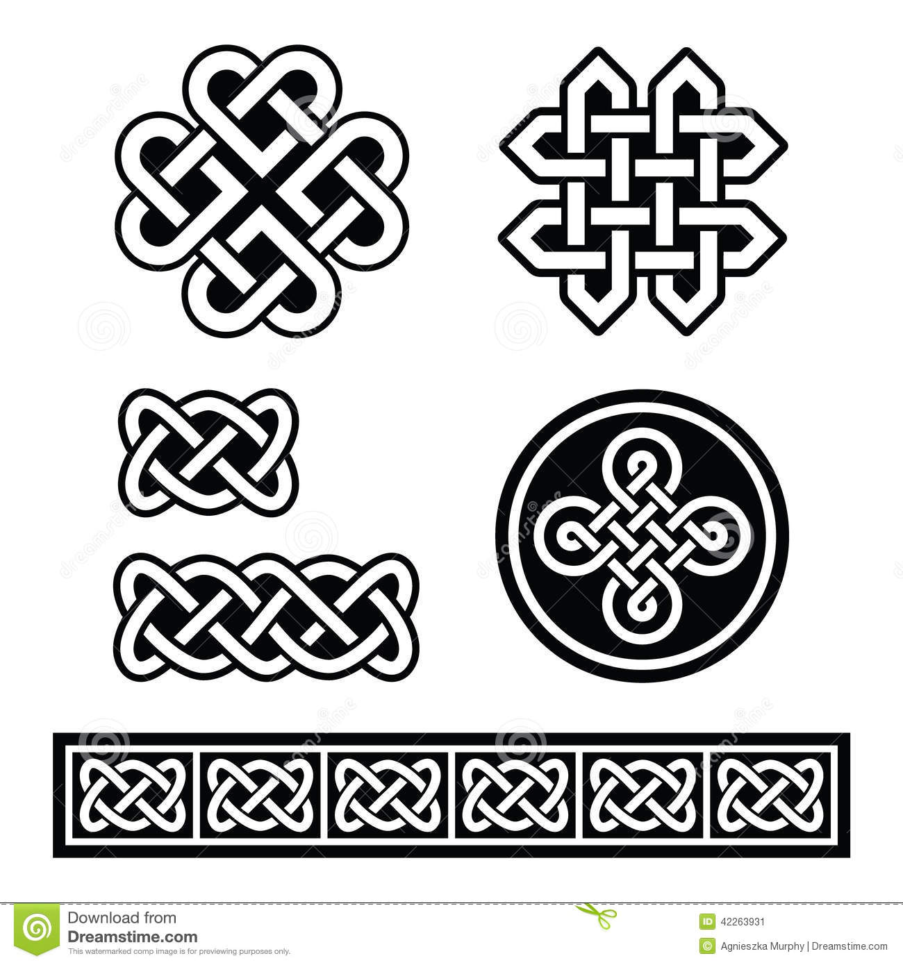 Scottish Gaelic Symbols And Meanings